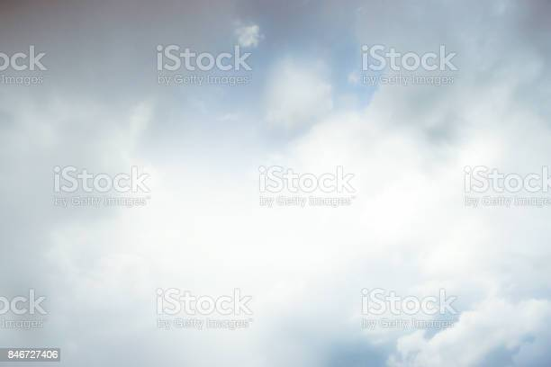 Photo of Ethereal Cloudy Sky