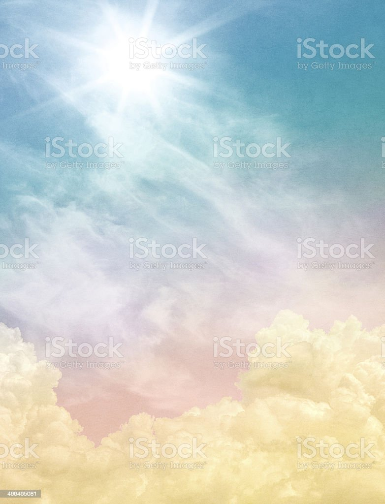 Ethereal Light stock photo