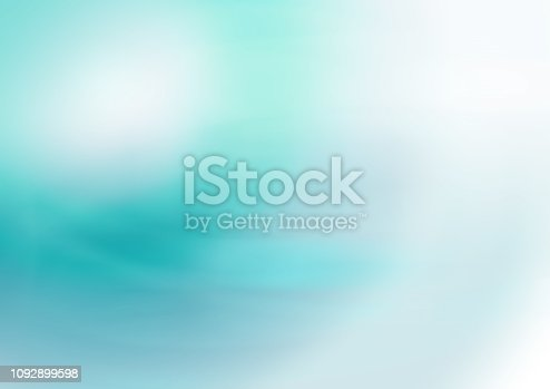 Ethereal sky light blue abstract elegant background