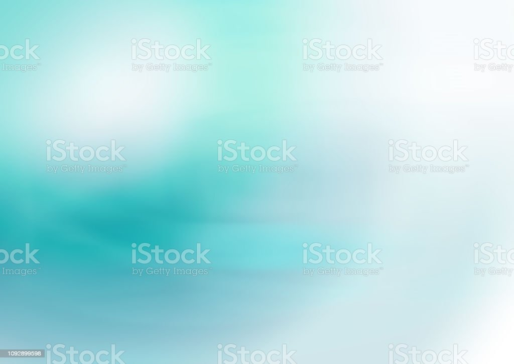Ethereal sky light blue abstract elegant background stock photo