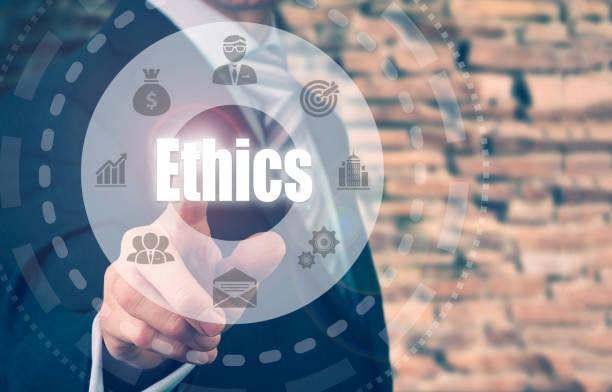 윤리 컨셉입니다 - 도덕성 뉴스 사진 이미지