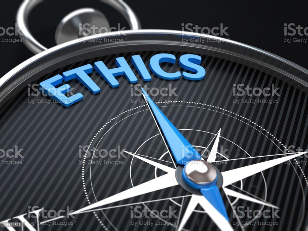 Ethics stock photo
