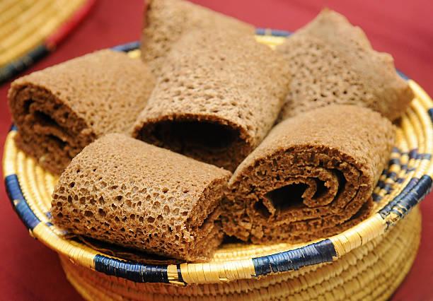 Картинки по запросу фото хлеб Инжера (Эфиопия)