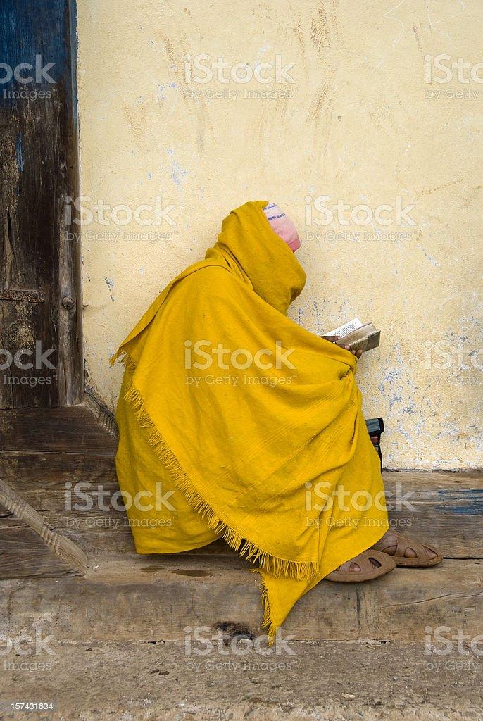 Ethiopian Orthodox stock photo