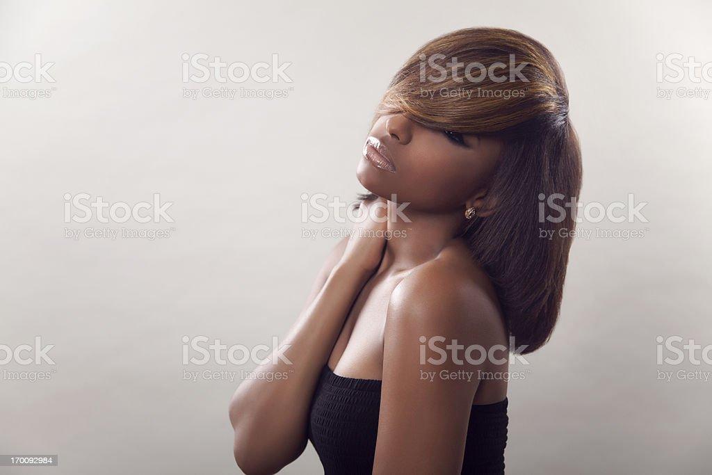 Ethnische Schönheit – Foto