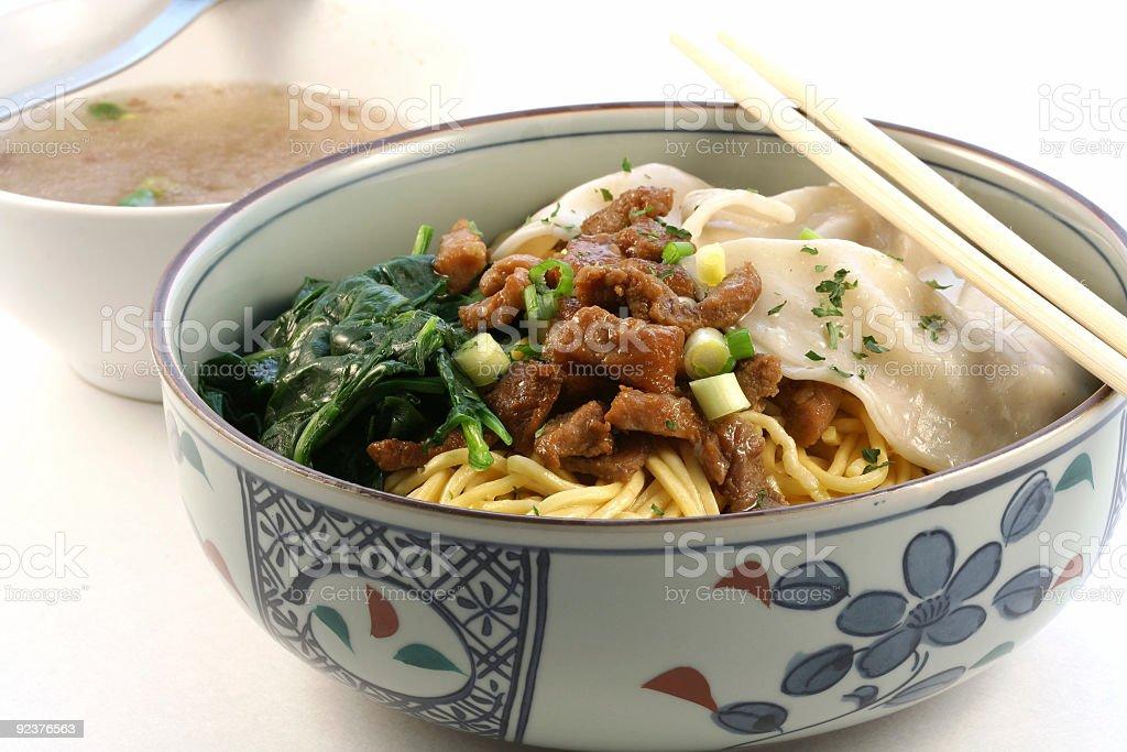 Ethnic cuisine royalty-free stock photo