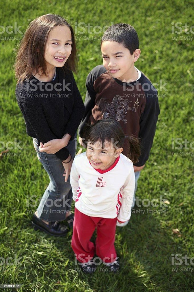 Ethnic Diversity stock photo