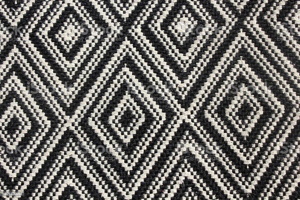 Ethnic Fabric - close up - foto de stock