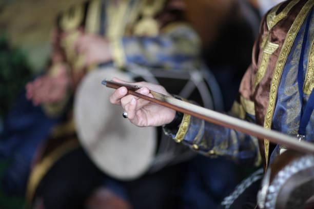 Ethnische Musik – Foto
