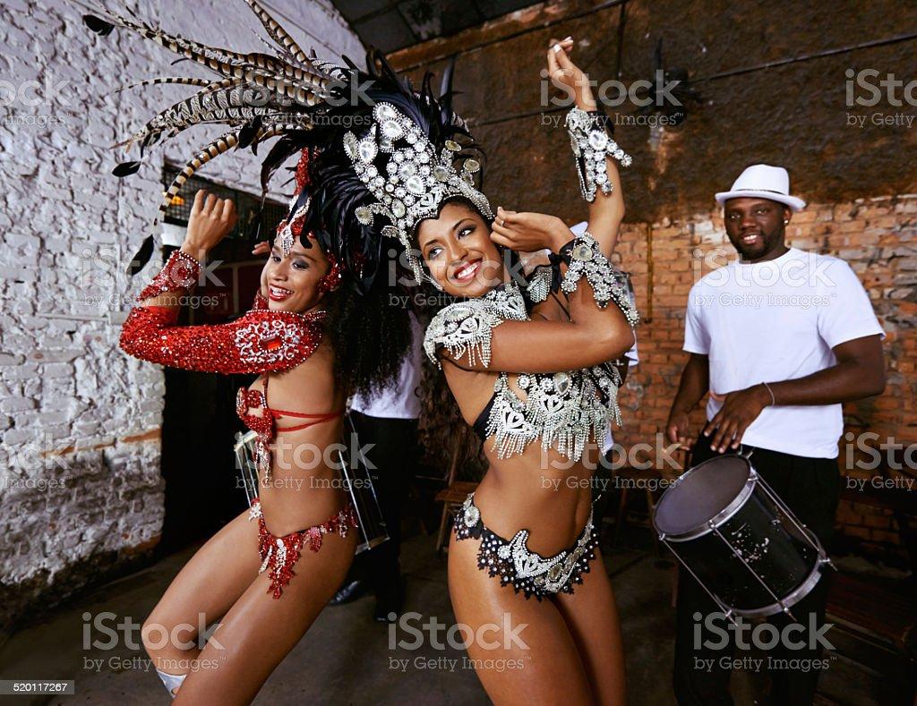 Ethnic rhythm stock photo