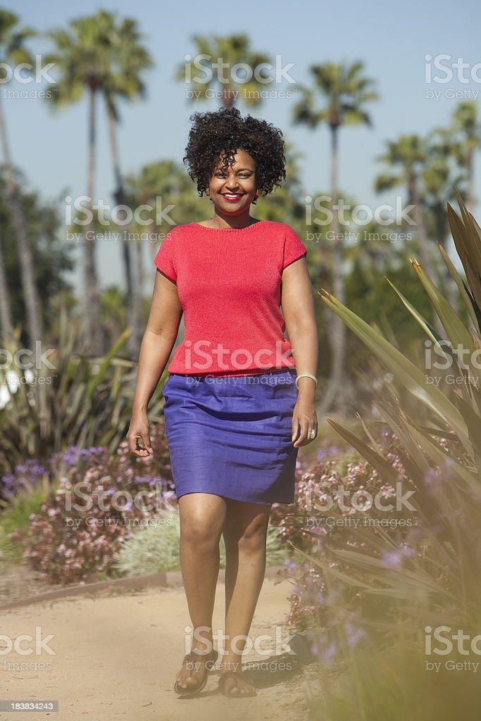 Ethnische Frau – Foto