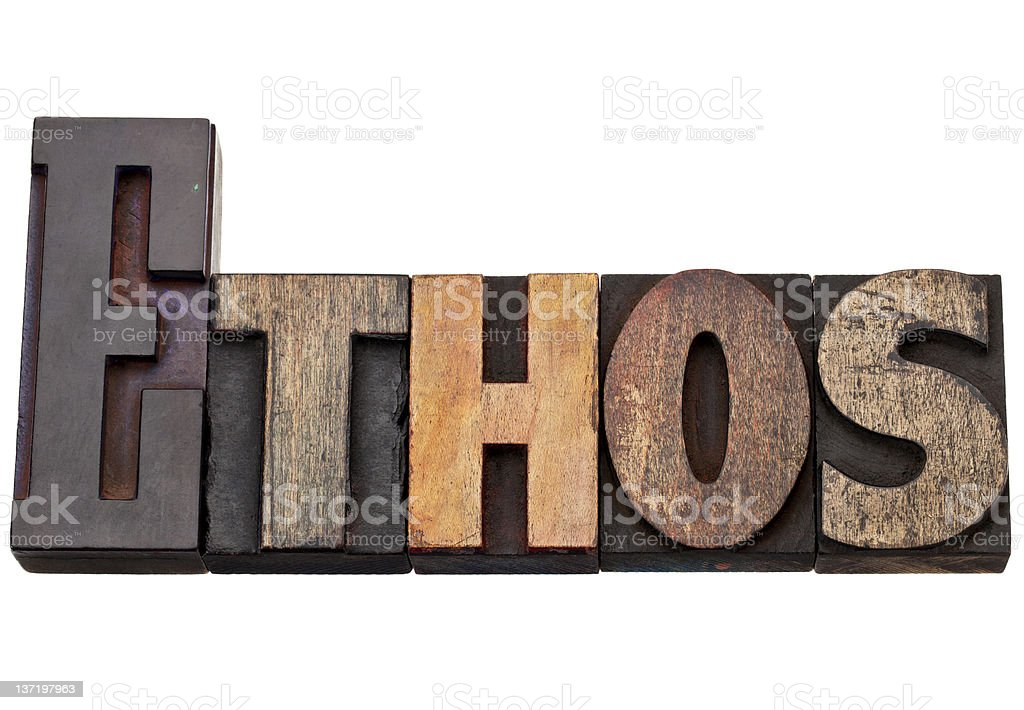 ethos - culture concept royalty-free stock photo