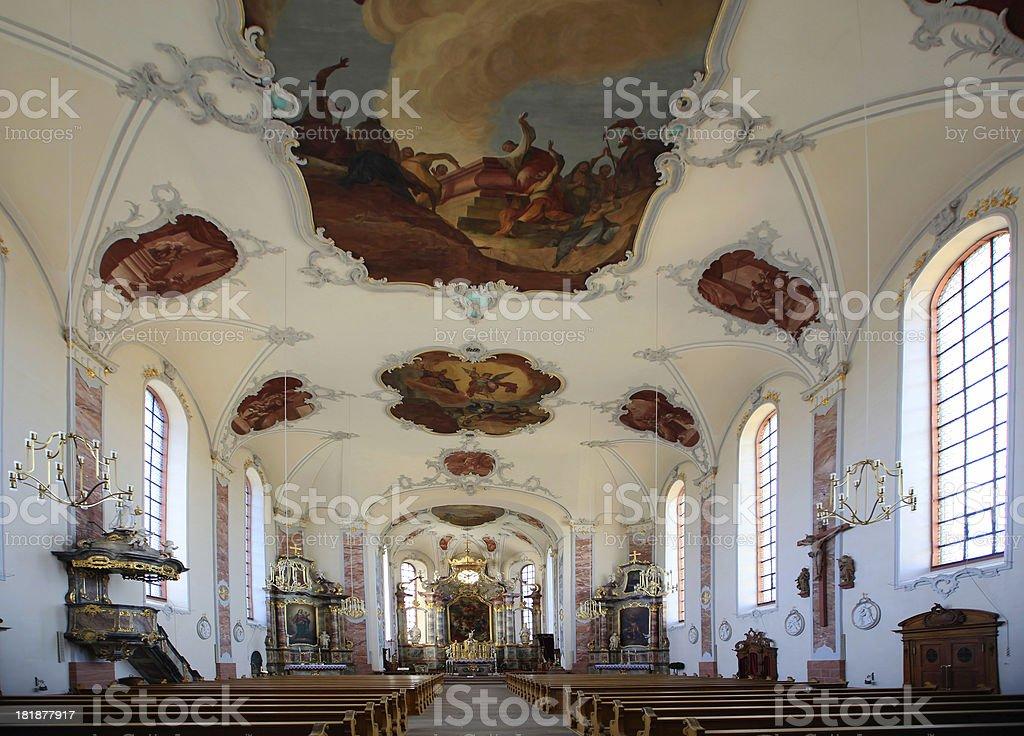 Ettenheim royalty-free stock photo