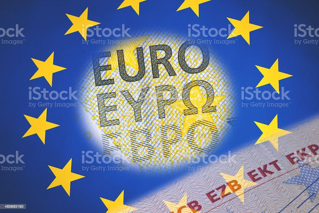Eukrise stock photo