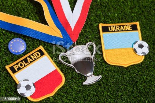 istock Euro 2012 Football Championship 184995949