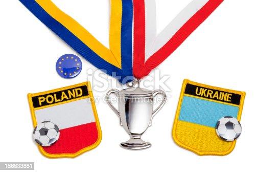istock Euro 2012 Football Championship 186833881