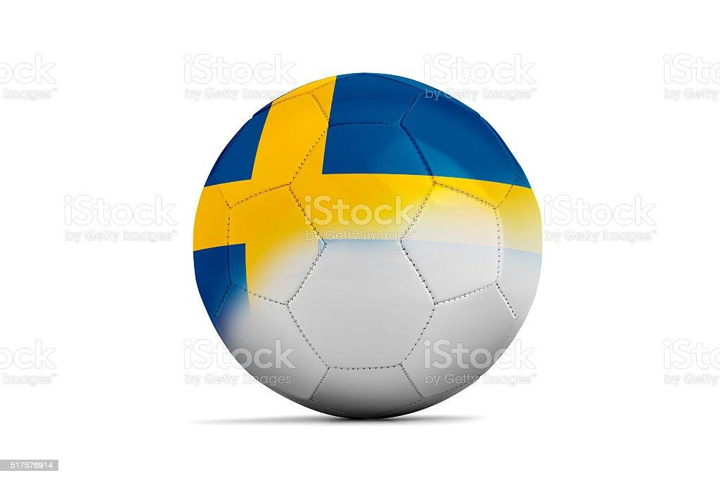Euro 2016. Group E, Sweden stock photo