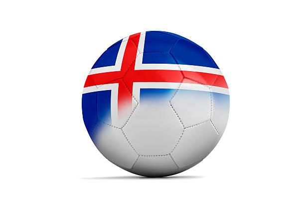 Euro 2016. Group F, Iceland stock photo