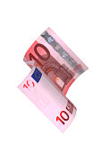 istock Euro banknote 183766738