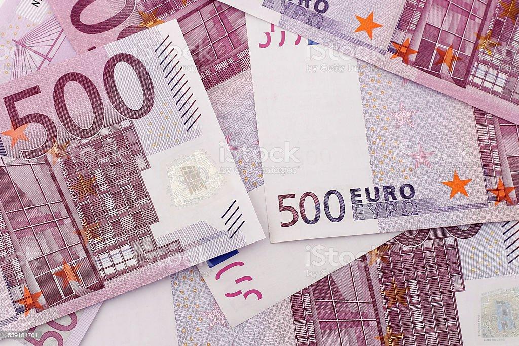 Billets en Euro - Photo