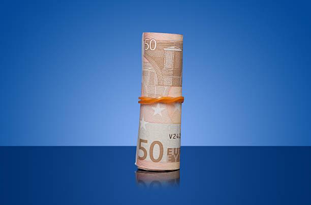 50 euro-Scheinen – Foto