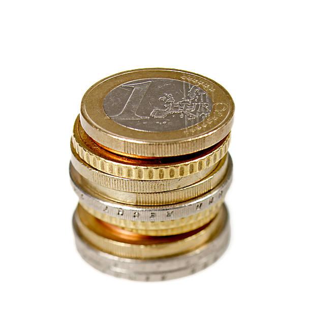Euro-Münzen – Foto