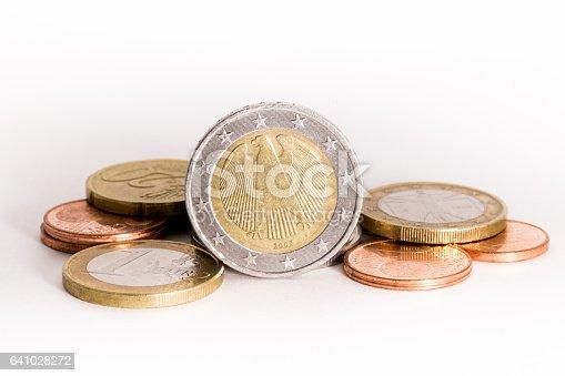 euro symbol eagle