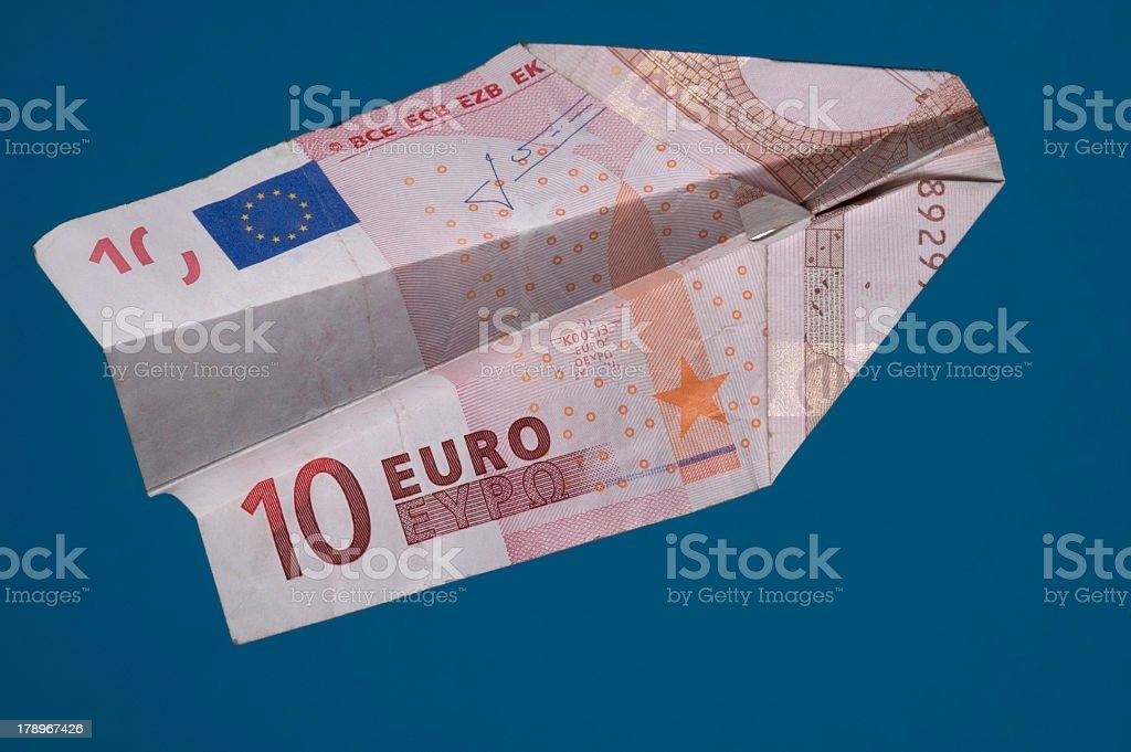 Euro-Flugzeug – Foto