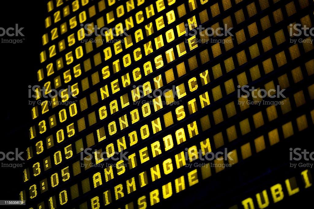 Euro-Flüge – Foto
