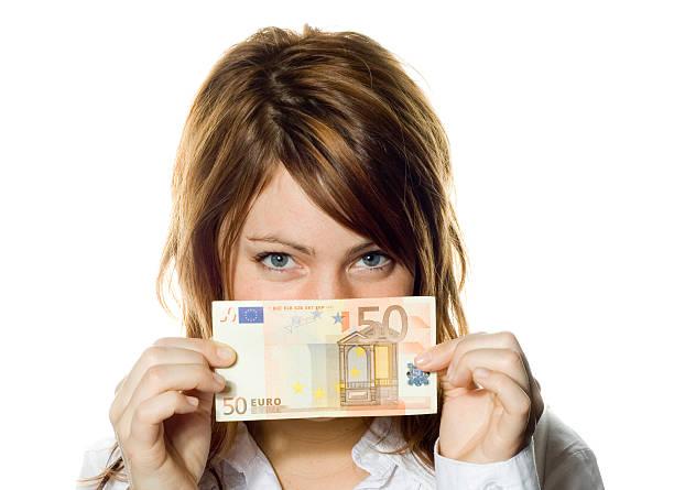 euro-Mädchen – Foto