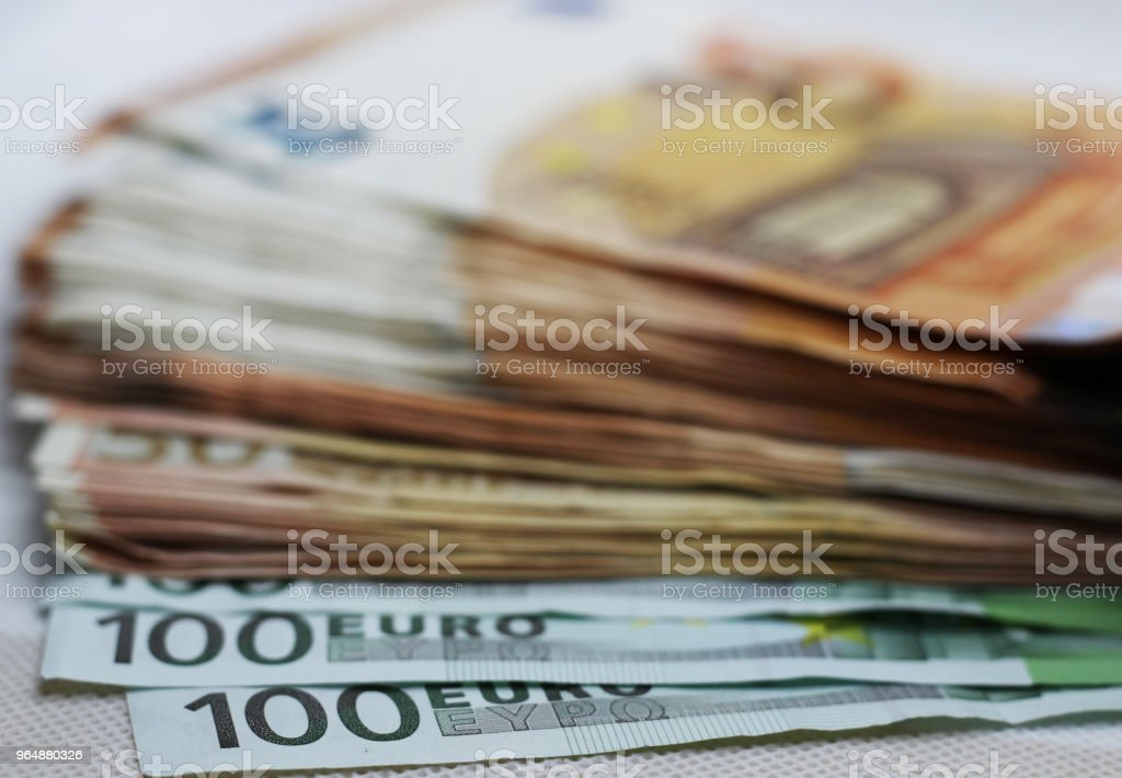 Euro money. royalty-free stock photo