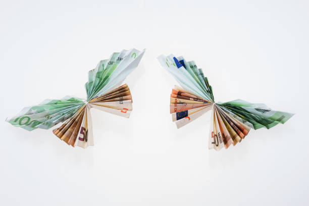 Origami butterfly Dollar by Milles Studio - Currency, Exchange ... | 408x612