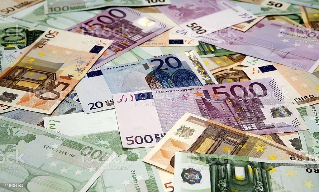 W Euro - Zbiór zdjęć royalty-free (Bez ludzi)