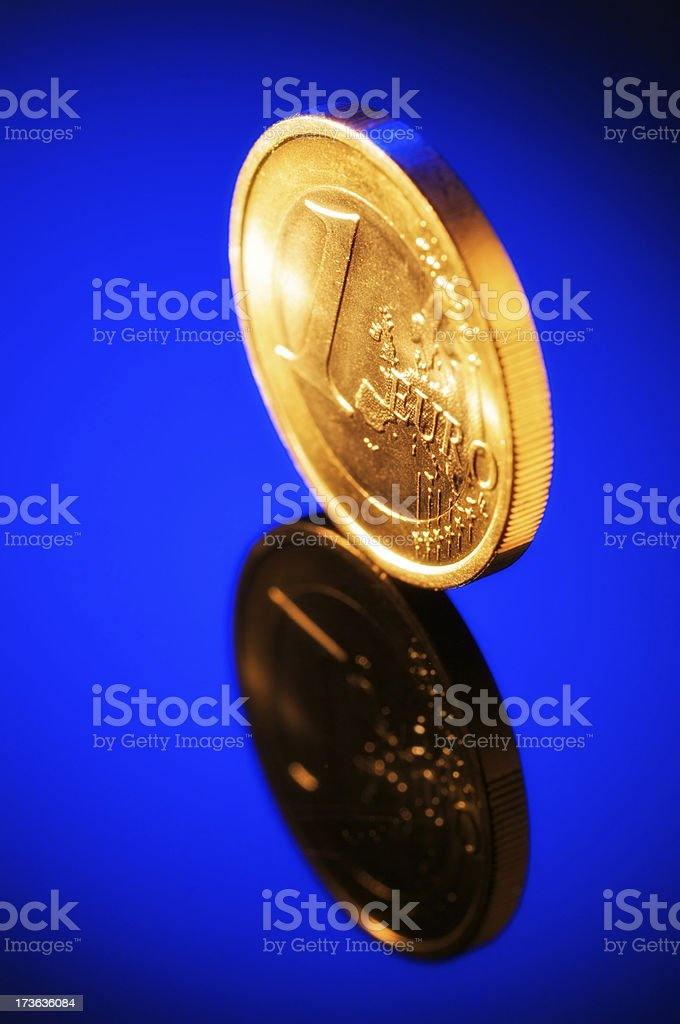 euro royalty-free stock photo