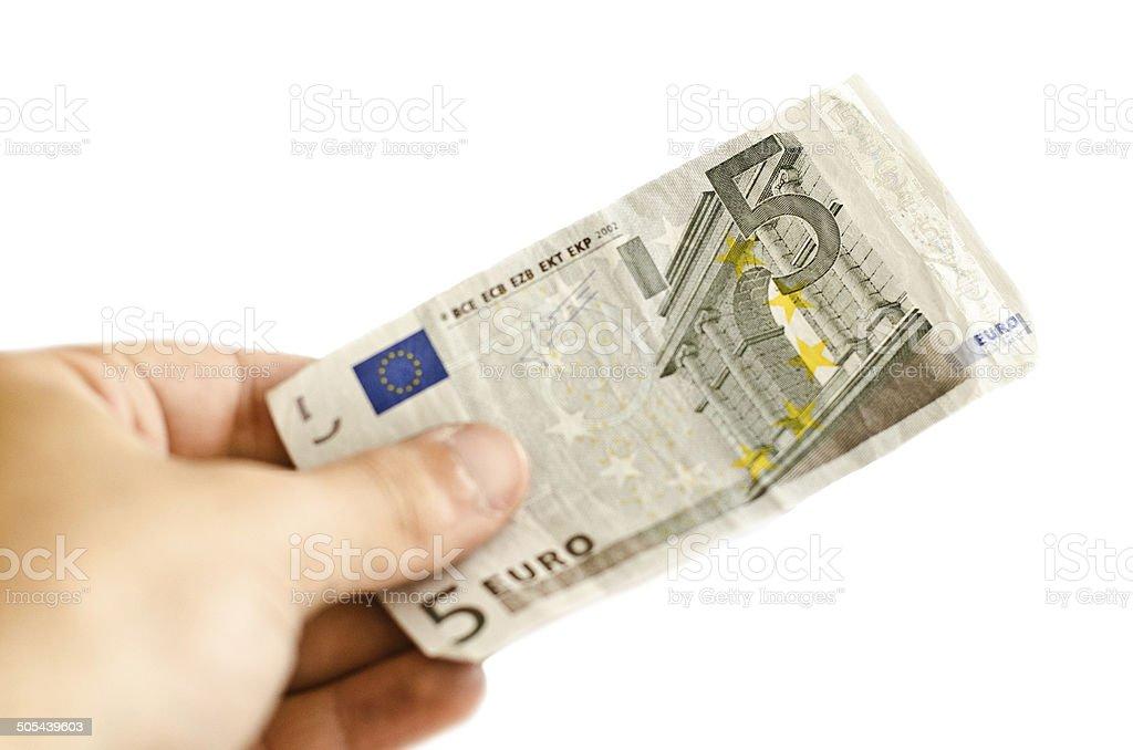 5,-EUR – Foto