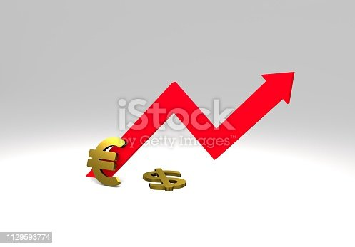 istock euro sign with a graph 1129593774