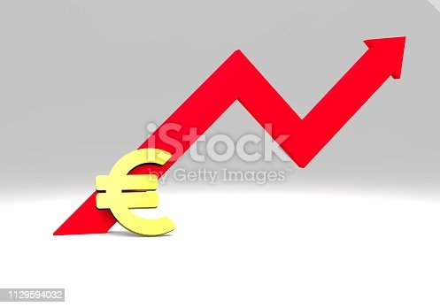 istock euro sign with a graph 1129594032