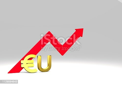 459521699 istock photo euro sign with a graph 1129594643