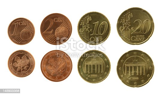istock Eurocents Collection 145903358