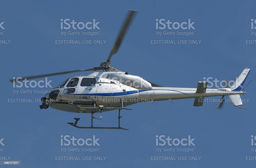 Eurocopter Twinstar AS355 stock photo