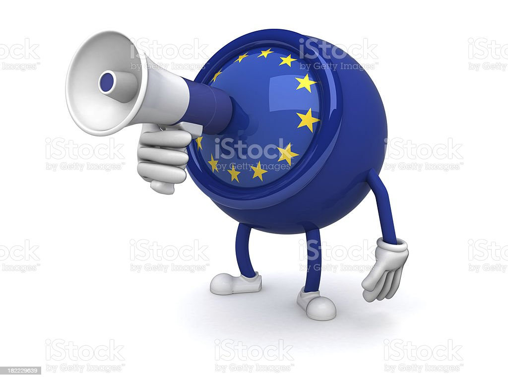 Euroguy royalty-free stock photo