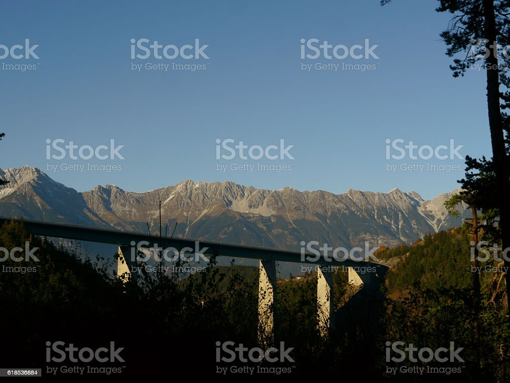 Europa-Brücke  – Foto