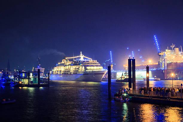 die europa cruiser - das traumschiff stock-fotos und bilder