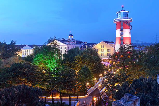 EuropaPark, tost, Deutschland – Foto