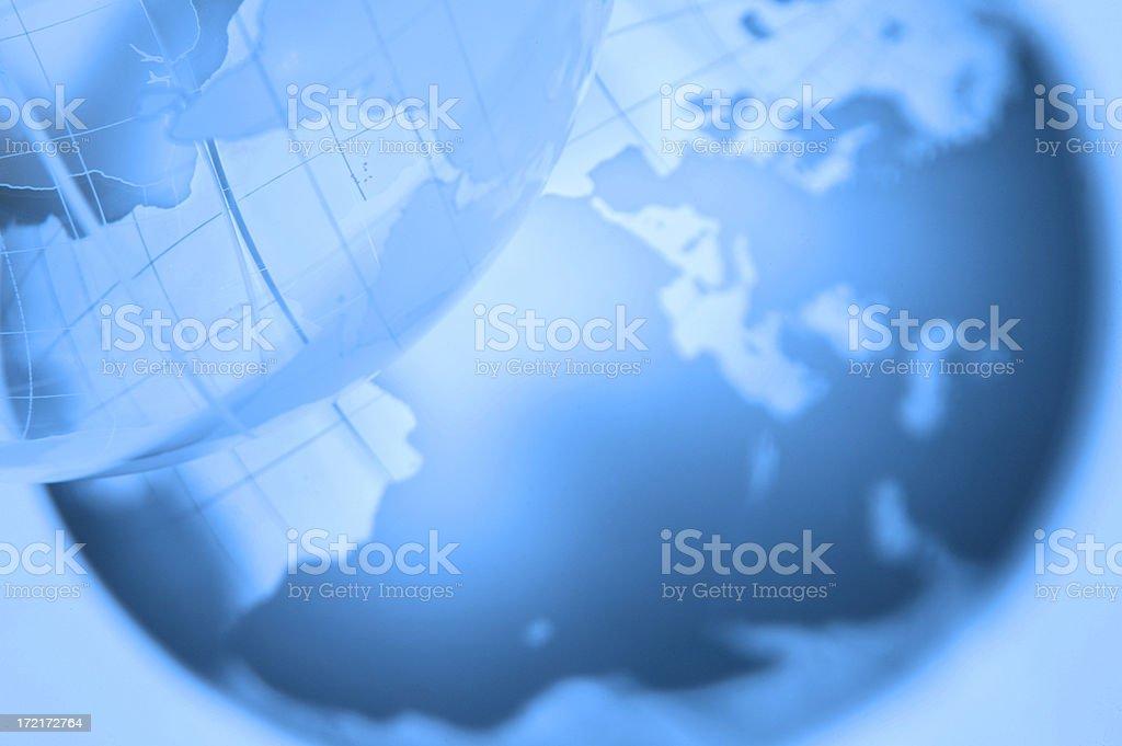 Europe & Africa stock photo