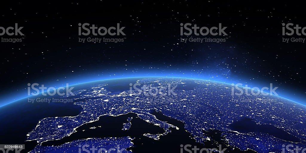 Europe stock photo