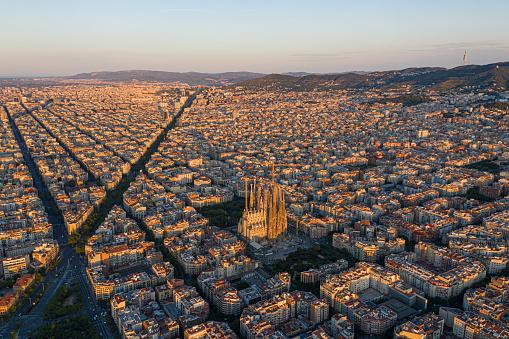 European Architecture City Lines
