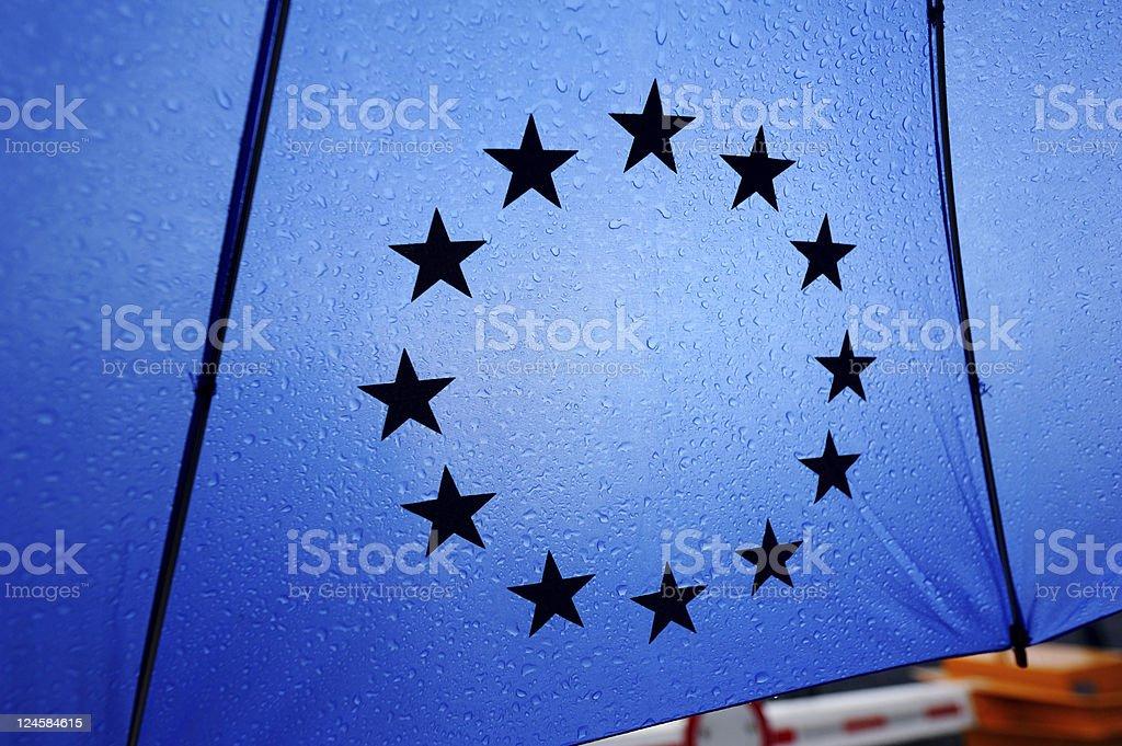 European Community stars royalty-free stock photo
