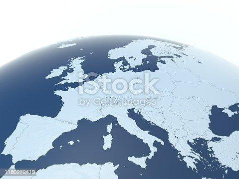 istock European countries 3d illustration 1180272419