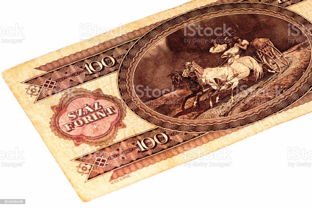 European currancy banknote stock photo
